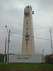 Farol de Torres (Gijlmar) Tags: brasil brazil brasilien brésil brasile brazilië riograndedosul américadosul américadelsur southamerica amériquedusud torres farol lighthouse