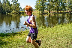 FLO06374 (chap6886@bellsouth.net) Tags: athletes athletics action sports highmiddleschool highschoolathletics boys girls team trees trails win water woods distance 5k xc usa
