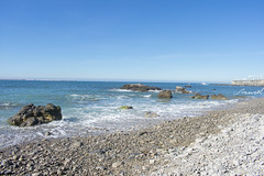 _DSC4821 (Azurel96) Tags: beach playa mar ocean sea shore seashore waves submarine marine asturias nature natural beauty colorful sky skyline landscape water