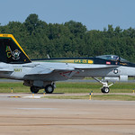 F/A-18E 166650 / 400 / AC VFA-105 Gunslingers thumbnail