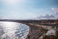 Nice (FOXTROT|ROMEO) Tags: nizza nice france provence ocean meer beach blue sky cote da zur