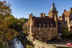Dean Village, Edinburgh, Scotland, UK (ABKamleh) Tags: autumn walks tourism travel deanvillage edinburgh sites city greatbritain unitedkingdom gb uk scotland
