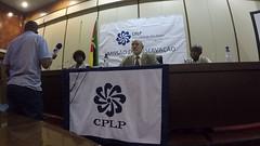 Conferência de Imprensa - Comunicação Preliminar de Constatações (40) (Comunidade dos Paises de Lingua Portuguesa) Tags: cplp moçambique observação eleições autárquicas
