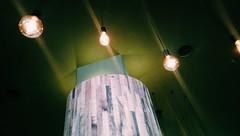 lights (otahraf) Tags: lights lightbulb bulb photography art design aesthetic interior modern restaurant cafe fancy 2018
