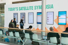ESMO 2018 - Industry Satellite Symposium Display Area (European Society for Medical Oncology) Tags: esmo 2018 congress munich day1 impressions reportage industry satellite symposium displayarea