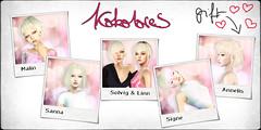 [KoKoLoReS] Hair Fair 2018! (ⓢⓘⓢ©ⓗ ~ KoKoLoReS ~) Tags: hairfair hairfair2018 kokolores meshhair short gift secondlife