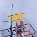 Schilder bespeelt  de windvleugel