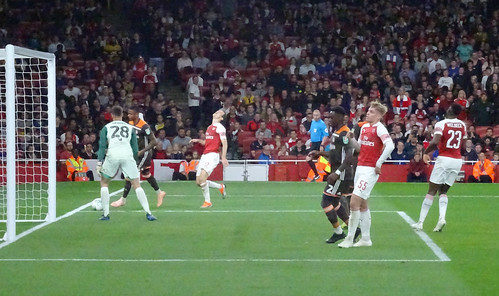Arsenal 3-1 Bees