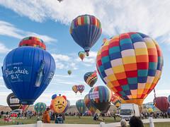 Reno Balloons 2018 (DreyerPictures (10.5 million views - Thank You!)) Tags: gh5 lumix m43 m43ftw microfourthirds mirrorless outdoor panasonic reno balloon dreyerpicturescom longexposure lowlight night sunrise nevada us