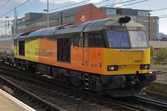 60021 6N19 (Rob390029) Tags: colas rail gbrf class 60 60021 newcastle central railway station ncl