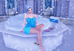 Spa Day (Yuna.Styles) Tags: maitreya bloggingsl fashion catwahead love argrace vanillabae foxcity lootbox secondlife secondlifeevents secondlifefashion secondlifeposes spaday