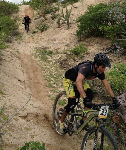 Alfredo of ChiloChill and Cristian of Cacachilas Bike Hub