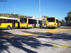 CCFL 4604 Mercedes-Benz Citaro G 96 - GL - 82 Miraflores [ 2 } (madafena1) Tags: ccfl 4604 mercedesbenz citaro g autocarro lisboa