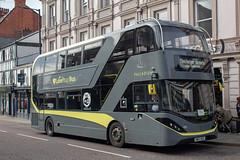 Blackpool Transport SN67WZS (Mike McNiven) Tags: blackpooltransport blackpool enviro400 city alexanderdennis wigan wallgate manchester victoria atherton