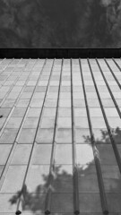 Lines (andbog) Tags: samsung samsunggalaxya8 samsungsma530f it widescreen smartphonephotography smartphone italy italia lowres lowresolution monochrome biancoenero bn bw blackandwhite piedmont piemonte building to architettura architecture minimalist minimalista wall muro abstract astratto 169 16x9 pattern edificio ivrea geometrie geometry olivetti canavese palazzouffici mam