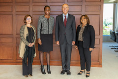 WIPO Director General Meets Saint Lucia's Head of Delegation to the 2018 WIPO Assemblies (WIPO | OMPI) Tags: assemblies bilateralmeeting directorgeneral francisgurry gurry ompi saintlucia wipo