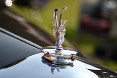 Riley Bonnet Adornment (Bri_J) Tags: chatsworthcountryfair2018 chatsworthhouse edensor derbyshire uk chatsworth countryfair nikon d7500 riley bonnetadornment car classiccar