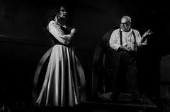 Foto- Arô Ribeiro  -1040-5 (Arô Ribeiro) Tags: nikond7000 nikond40x thebestofnikon nikon arte fineart brasil teatro theatre grupoocamurana mônicaraphael blackandwhite blackandwhiteportrait blackwhitephotos bnw bw pb pretoebranco portrait candidportrait