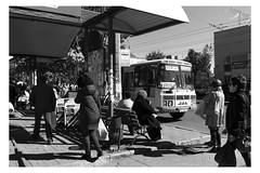 ukrarinian minibus (Giorgio--) Tags: ukr ukraine east europe travel bus