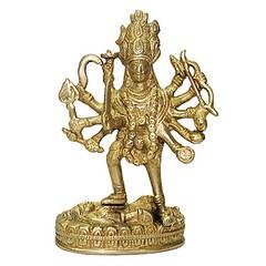 Maa Kaali Standing on Shiva | From Vedic Vaani™ (vedicvaani.com) Tags: deity god goddess hindu idols statue sculpture kaali deities kali gods shiva sculptue shining brass mata maa standing vedic vaaani navratri festivals sculptors pedestal devotee devotion puja pooja shop online