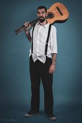 Marquiore (Killin.Joke) Tags: nikond5300 35mm guitarra retrato portrait music musica