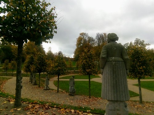 Fredensborg Slot - Nordmandsdalen (1784)