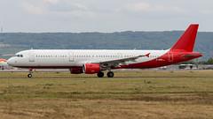 Airbus A321-211 D-AGMA Germania (William Musculus) Tags: airport spotting basel mulhouse freiburg bsl mlh eap euroairport lfsb flughafen dagma germania airbus a321211 gmi st a321200