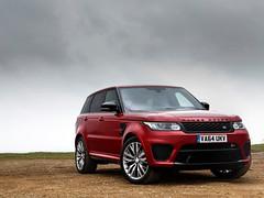 Land Rover Range Sport SVR (Mega-Fox) Tags: land rover range sport svr 2014 2017 v8 essence compresseur intégrale