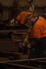 _D503107 (crispiks) Tags: nikon d500 70200 f28 welder grinding boiler maker
