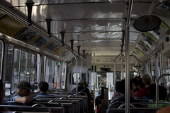 Flyer Interior (imartin92) Tags: sanfrancisco municipal railway california muni trolley coach bus trolleybus transit