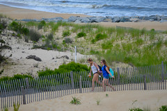 girls (bluebird87) Tags: cape henlopen delaware girls beach