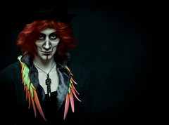 Famine as he is (frecklefoxmitch) Tags: abjd bjd balljointeddoll black studio doll shelma victor artdoll