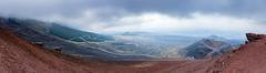 Etna panorama 03 (Zsirka Richárd) Tags: fujifilm x100f etna sicily italy panorama landscape volcano mountain