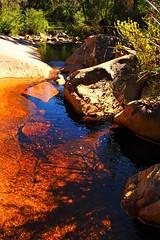 Venus Baths View, Grampians, Victoria, Australia (Red Nomad OZ) Tags: grampians grampiansnationalpark outdoor victoria australia venusbaths rock pool bushland nationalpark water