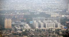 City Garden dan Citypark Cengkareng (Ya, saya inBaliTimur (leaving)) Tags: aerialview fotoudara jakarta building gedung architecture arsitektur apartment apartemen