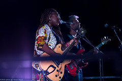 Musicastrada 2018 -Melissa Laveaux- (Pucci Sauro) Tags: toscana pisa bientina musicastrada festival musica concerto muisicista melissalaveaux