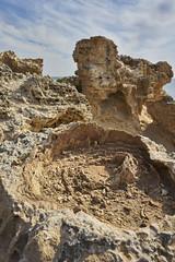 Erosion #2 (Stueyman) Tags: sony alpha a7 a7ii wa au zeiss sky westernaustralia rockingham perth rock limestone erosion batis225 batis 25mm