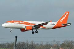 easyJet Europe Airbus A320-214 OE-IVK (EK056) Tags: easyjet europe airbus a320214 oeivk toulouseblagnac airport