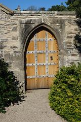 DSC05491 (rowchester) Tags: lanhydrock cornwall kernow national trust gate wall