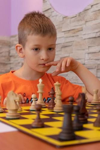 Grand Prix Spółdzielni Mieszkaniowej w Szachach Turniej VII-11