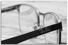 Ray Ban (Bear Dale) Tags: ray ban carbon fibre reading glasses ulladulla southcoast new south wales shoalhaven australia beardale lakeconjola fotoworx milton nsw nikon d850 photography framed spectacles monocromo monochrome bw blackwhite art