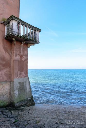 Castello Scaligero a Lazise, Lago di Garda