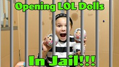 Opening LOL Surprise Dolls In Box Fort Jail (yoanndesign) Tags: 48hourchallenge 48hours 48hoursboxfortjail 48hoursboxfortprison 48hoursnololdolls boxfortjailloldolls boxfortloldolls carlaylee carlayleehd carlyhd collectlol lolblingseries loldollinjail loldollsinprison lolsurprise lolsurpriseblingseries openingloldollsinaboxfort openingloldollsinboxfortjail openingloldollsinjail openingloldollsinprison unboxingloldollsinjail unboxlol