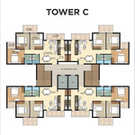 ambika-la-parisian-tromphe-tower-C-cluster-plan