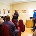 Charla mensual de Octubre 2018 del Club Fotográfico de Antigua en la cual Hugo Castañeda Country Manager de Kingston Technology para Centroamérica Norte presentó toda la gama de productos de KIngston. En una charla técnica y educativa se ampliaron lo