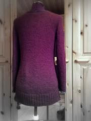 Ziggurat sweater-dress (lenealve) Tags: sweater ziggurat åsatricosadesign
