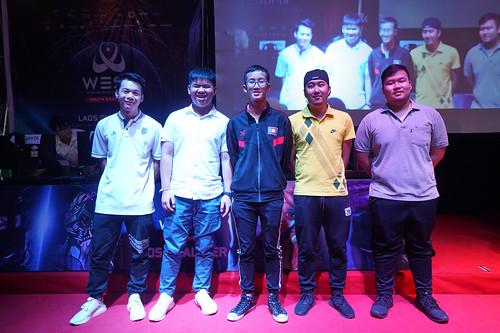 Laos | WESG S.E.A. National Qualifiers 2018