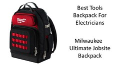 Best Tools Backpack For Each Trade (greenenergyliving) Tags: tools backpack milwaukee tool bags klein dewalt bag best clc technician