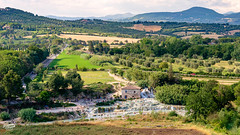20180620-saturnia-00157_web (derFrankie) Tags: 2018 a anyvision b bestofbest e f g h italien l labels m p r s t v aerialphotography birdseyeview estate exported farm field grass grassland hill landscape meadow mountscenery mountain pasture plant ruralarea sky tree ultraselect valley village