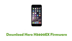 Hero H5600EX Firmware (AndroidRomFree.com) Tags: stock rom flash file firmware android